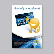 MOL Multipont kártya 1